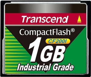 Фото флеш-карты Transcend CF 1GB 200x TS1GCF200I