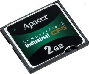 Фото флеш-карты Apacer CF 2GB AP-CF002GK9FS-ETNR