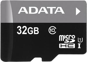 фото Карта памяти Карта памяти ADATA MicroSDHC 32GB Class 10 Premier UHS-I U1 + SD adapter