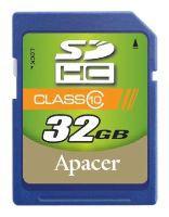 фото Карта памяти Карта памяти Apacer SD SDHC 32GB Class 10