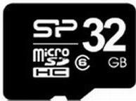 фото Карта памяти Карта памяти Silicon Power MicroSDHC 32GB Class 6