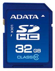 фото Карта памяти Карта памяти ADATA SD SDHC 32GB Class 10