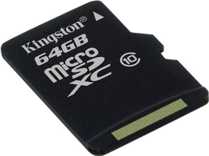 Kingston microSDXC 64GB Class 10 SDCX10/64GBSP SotMarket.ru 2080.000
