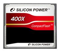 фото Карта памяти Карта памяти Silicon Power Compact Flash CF 16GB 400X