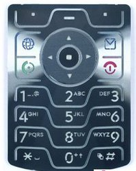 фото Клавиатура для Motorola RAZR V3