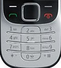 фото Клавиатура для Nokia 2330 Classic (под оригинал)