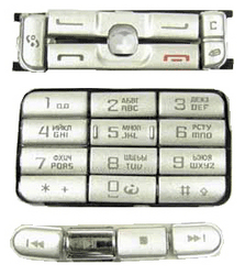 фото Клавиатура для Nokia 3250 (под оригинал)