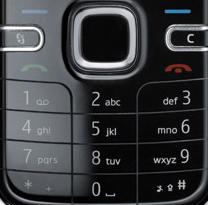 фото Клавиатура для Nokia 6124 Classic (под оригинал)