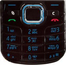 фото Клавиатура для Nokia 6220 Classic