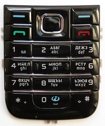 фото Клавиатура для Nokia 6233 (под оригинал)