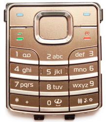 фото Клавиатура для Nokia 6500 Classic (под оригинал)