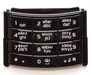 фото Клавиатура для Nokia 6500 Slide (под оригинал)