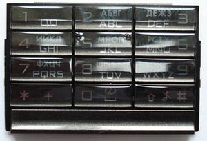 фото Клавиатура для Nokia 8800 Arte (под оригинал)