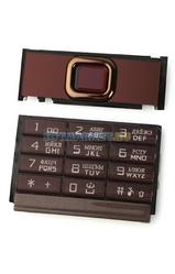 фото Клавиатура для Nokia 8800 Sapphire Arte (верхняя и нижняя)