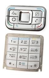 фото Клавиатура для Nokia E65 (под оригинал)