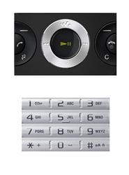 фото Клавиатура для Sony Ericsson W205 (под оригинал)