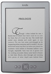 фото Электронная книга Amazon Kindle 4