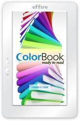 фото Электронная книга Effire ColorBook TR702