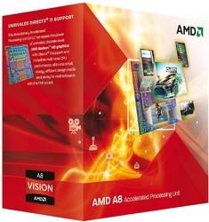 AMD A8-5500 Trinity (FM2, L2 4096Kb) BOX SotMarket.ru 4480.000