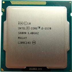 фото Процессор Intel Core i5-3570 Ivy Bridge (3400MHz, LGA1155, L3 6144Kb) OEM