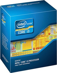 фото Процессор Intel Core i3-3220 Ivy Bridge (3300MHz, LGA1155, L3 3072Kb) BOX