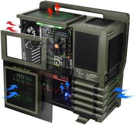 фото Корпус для ПК Thermaltake Level 10 GT Battle Edition VN10008W2N