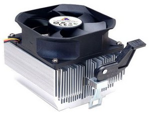 Фото кулера GlacialTech Igloo 7321 Light (E) для CPU