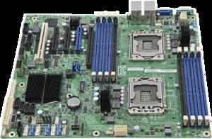 фото Intel S2400SC2