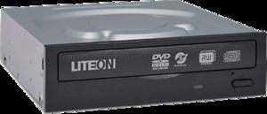 фото Внутренний DVD привод Lite-On IHAS524-T07 DU