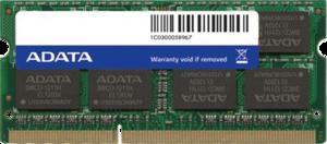 фото Оперативная память ADATA AD3S1600C4G11-R DDR3 4GB SO-DIMM