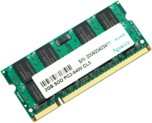 фото Оперативная память Apacer AP2048SE800N DDR2 2GB SO-DIMM