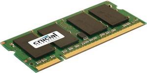 фото Оперативная память Crucial CT12864X40B DDR 1GB SO-DIMM