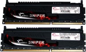 фото Оперативная память G.Skill F3-12800CL9D-8GBSR2 DDR3 8GB DIMM