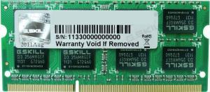 фото G.Skill F3-1333C9S-8GSL DDR3 8GB SO-DIMM