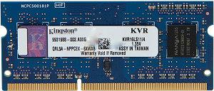 фото Kingston KVR16LS11/4 DDR3L 4GB SO-DIMM