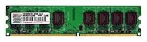 фото Оперативная память Transcend TS128MLQ64V6U DDR2 1GB DIMM