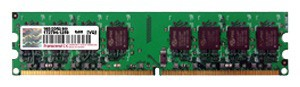 фото Оперативная память Transcend TS256MLQ64V8U DDR2 2GB DIMM