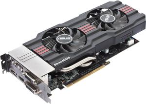 фото Видеокарта Asus GeForce GTX 660 Ti-DC2O-2GD5 PCI-E 3.0