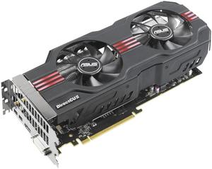 фото Видеокарта ASUS Radeon HD 7950 HD7950-DC2T-3GD5-V2 PCI-E 3.0