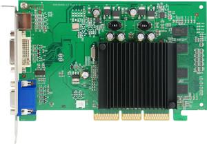 фото Видеокарта EVGA GeForce 6200 512-A8-N403-EL AGP