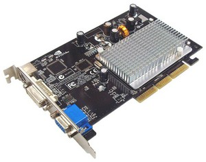 Фото Inno3D GeForce 6200 I-A6200-H4E3 AGP