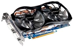 фото Видеокарта GigaByte GeForce GTX 560 GV-N56GUD-1GI PCI-E