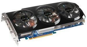 фото Видеокарта GigaByte Radeon HD 7970 GV-R797OC-3GD PCI-E