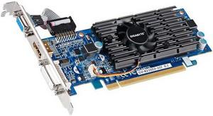 фото Видеокарта GigaByte GeForce 210 GV-N210D3-1GI PCI-E