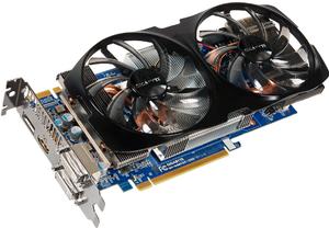 Фото GIGABYTE GeForce GTX 660 GV-N660OC-2GD PCI-E 3.0