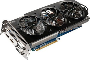 фото Видеокарта Gigabyte GeForce GTX 680 GV-N680OC-4GD PCI-E 3.0
