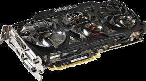 фото Видеокарта GigaByte GeForce GTX 770 GV-N770OC-4GD PCI-E 3.0