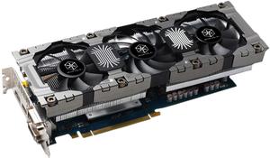 фото Видеокарта InnoVISION GeForce GTX 670 C67P-2SDN-M5DSX PCI-E 3.0