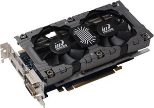 фото Видеокарта InnoVISION GeForce GTX 660 N66M-1SDN-E5GS PCI-E 3.0