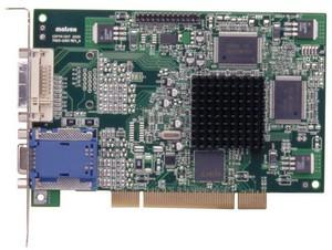 фото Видеокарта Matrox Millennium G450 G45FMDVP32DSF 32Mb PCI